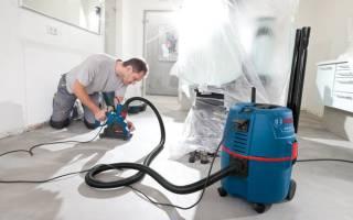 5 лучших строительных пылесосов — Рейтинг 2020