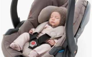 9 лучших по автолюлек для новорожденных — Рейтинг 2020