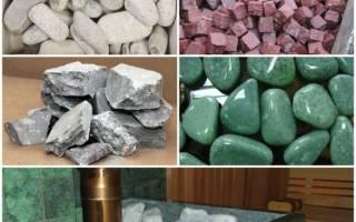 Как выбрать камни для бани – советы профессионалов .ru