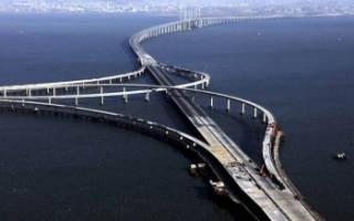 8 самых длинных мостов Европы