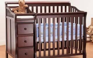 Как выбрать кроватку для новорожденного.ru