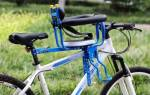 13 лучших велокресел — Рейтинг 2020