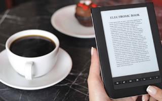 Как выбрать электронную книгу для чтения
