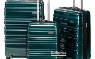 Как выбрать чемодан для путешествий.ru