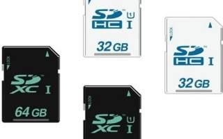 Сравниваем карты памяти SDHC и SDXC