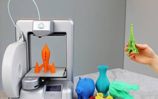 5 лучших 3D-принтеров — Рейтинг 2020 (топ 5)