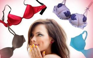 Как выбирать женское нижнее белье.ru