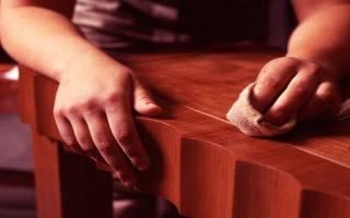 Как убрать царапины с мебели: 9 простых и эффективных способов