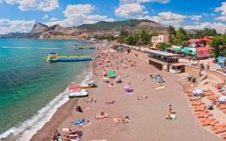 12 лучших песчаных пляжей Крыма — Рейтинг 2020