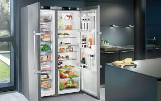 12 лучших холодильников Side by Side — Рейтинг 2020