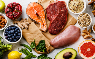 Сравниваем животные и растительные белки