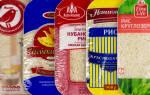 15 лучших производителей риса — Рейтинг 2020