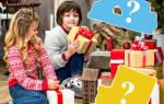 15 лучших идей подарков детям на 1 год — Рейтинг 2020