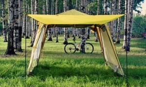 10 лучших туристических шатров и тентов — Рейтинг 2020